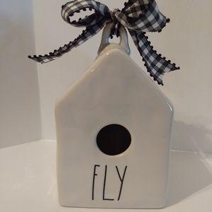 Rae Dunn Fly Birdhouse
